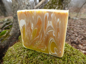 Patchouli & Orange Soap