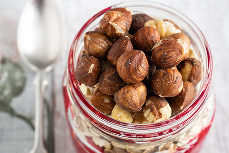 Italian Hazelnuts, The Prize of Piedmont