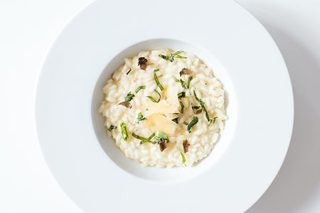 Aged Carnaroli Rice, The Secret to Trattoria-Quality Risotto