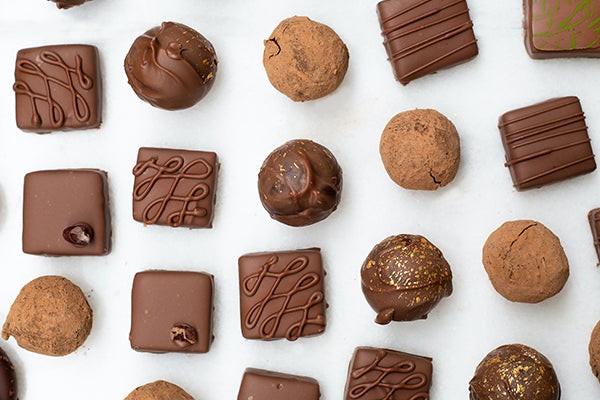 Impress your friends with your chocolate tasting skills.