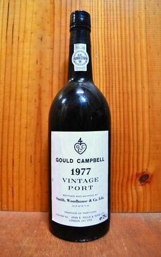 1977 Gould Campbell Porto Vintage
