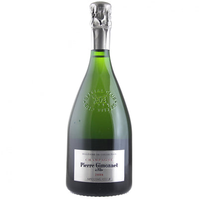2008 Pierre Gimonnet & Fils Champagne Special Club Millesime de Collection Magnum (Pre-arrival)