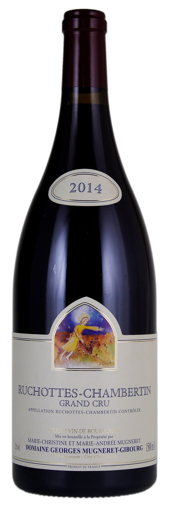 2014 Domaine Georges Mugneret-Gibourg Ruchottes-Chambertin (Cellar)