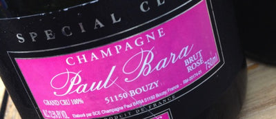 2014 Paul Bara Champagne Grand Cru Special Club Rose