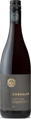 2017 Chehalem Mountains  Pinot Noir Chehalem Mountains AVA Willamette Valley