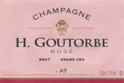NV Henri Goutorbe Grand Cru Brut Rose
