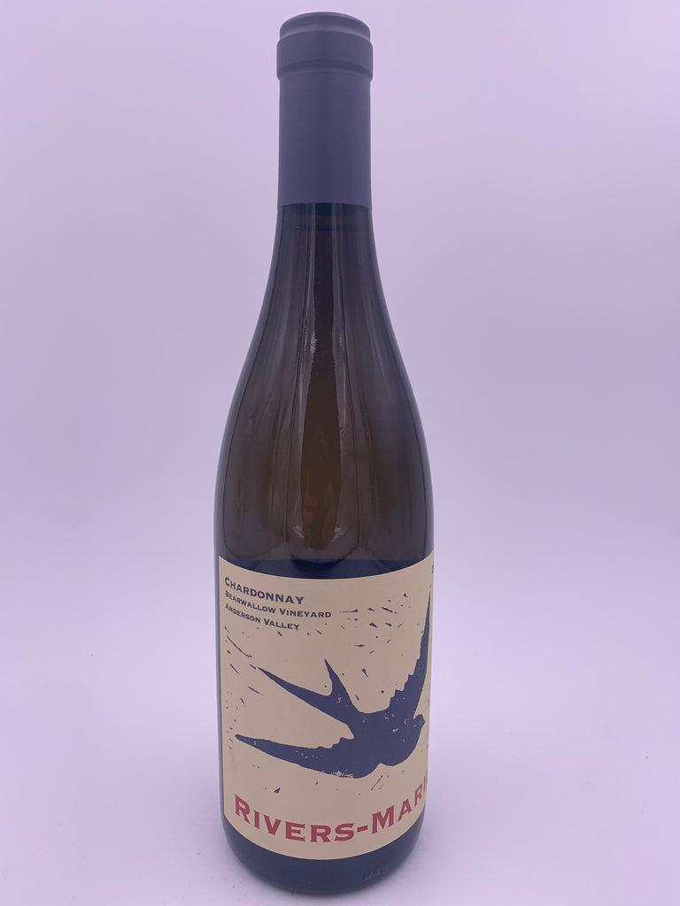 2017 Rivers-Marie Chardonnay Bearwallow Vineyard Anderson Valley
