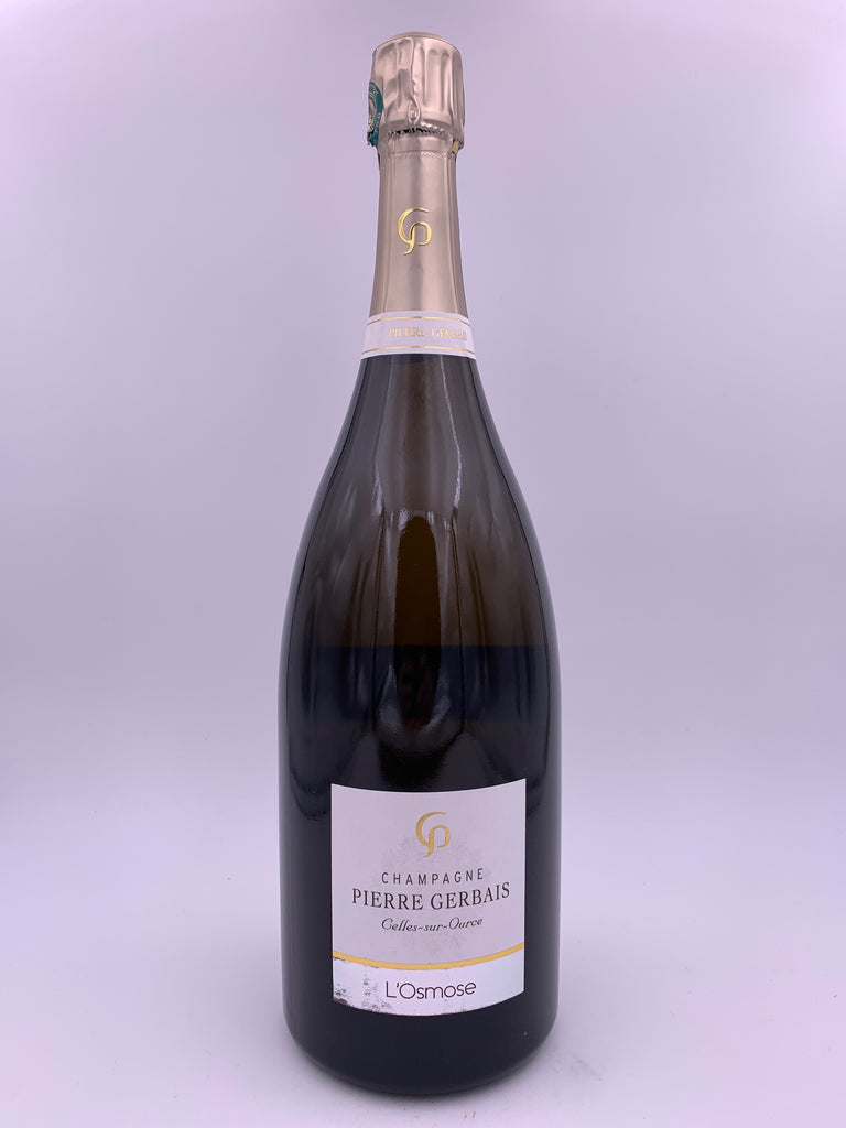 NV Pierre Gerbais Champagne Extra Brut L Osmose Magnum