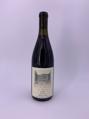 2016 Brick House Pinot Noir Les Dijonnais Ribbon Ridge