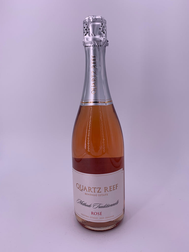 NV Quartz Reef Pinot Noir Methode Traditionnelle Rose
