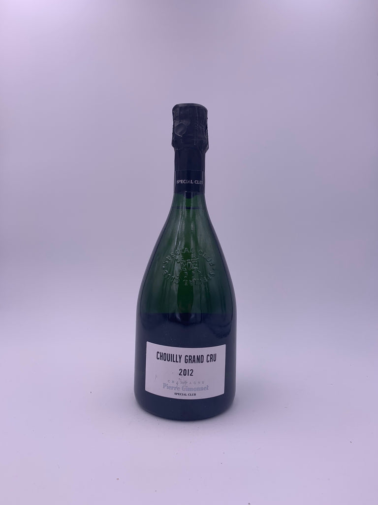 2012 Pierre Gimonnet & Fils Champagne Grand Cru Special Club Chouilly