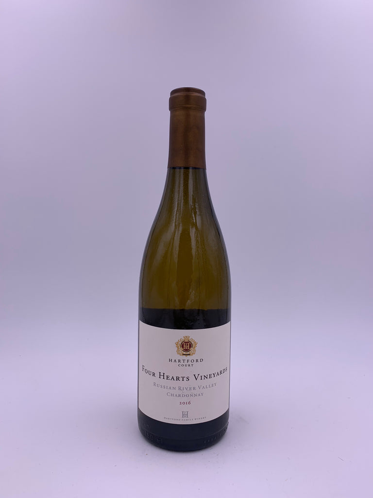 2016 Hartford / Hartford Court Chardonnay Four Hearts Vineyards