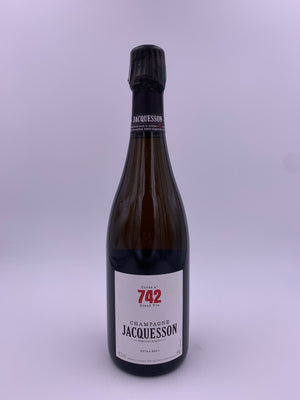 NV Jacquesson & Fils Champagne Cuvee No. 742