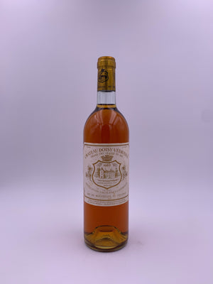 1983 Chateau Doisy Vedrines