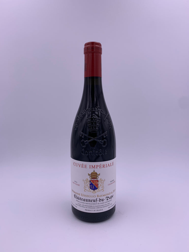 2016 Domaine Raymond Usseglio & Fils Chateauneuf-du-Pape Cuvee Imperiale