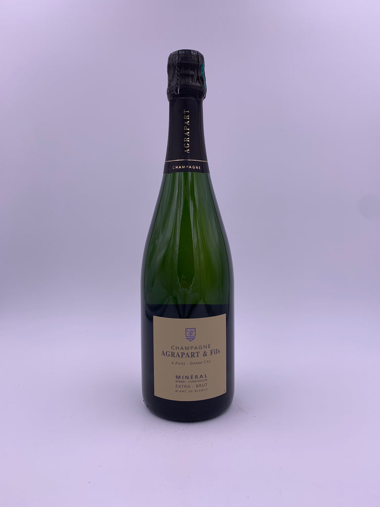 2012 Agrapart & Fils Champagne Grand Cru Mineral Blanc de Blancs Extra Brut