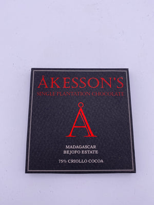 Akessons Single Plantation Chocolate Madagascar (2.12oz)