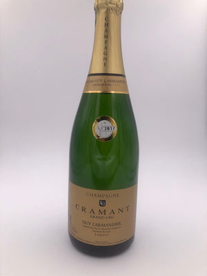 Guy Larmandier Champagne Grand Cru Blanc de Blancs Brut Cramant (2012)
