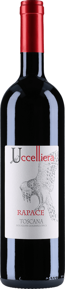2015 Uccelliera Rapace Toscana IGT