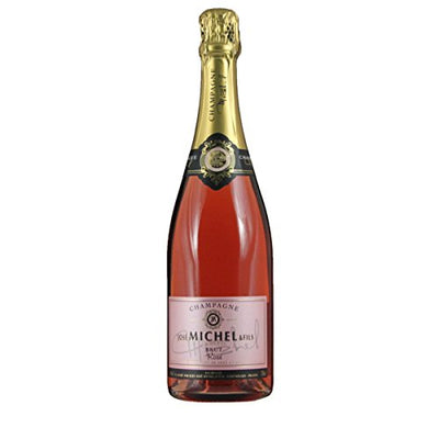 NV Jose Michel & Fils Champagne Brut Rose 375ml