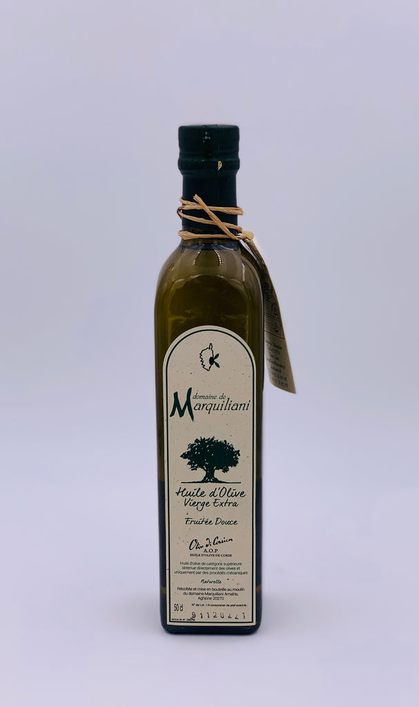 2018 Marquiliani Olive Oil Fruitee Douce (500ml)
