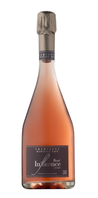 NV Miniere F & R Champagne Influence Brut Rose