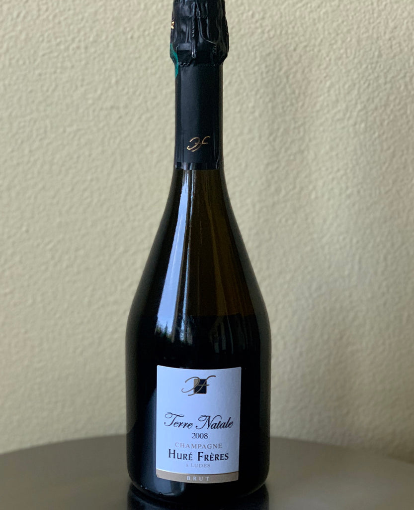Natale 2008.2008 Hure Freres Champagne Terre Natale