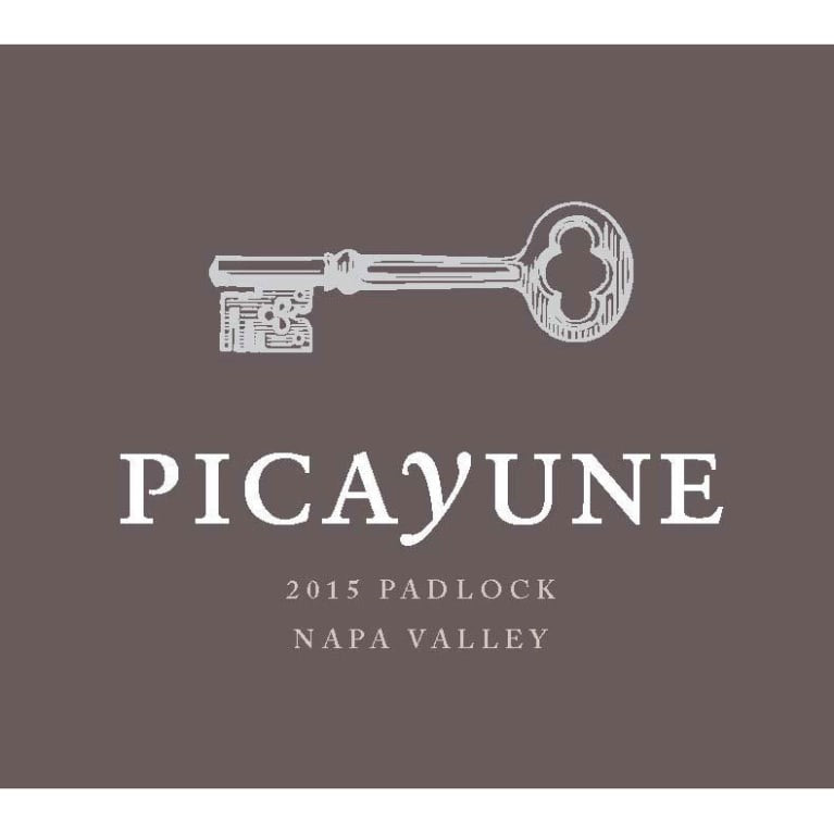2016 Picayune Padlock Red