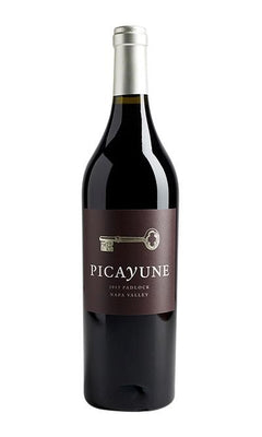 2015 Picayune Cellars Padlock Napa Valley