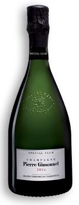2014 Pierre Gimonnet & Fils Champagne Special Club Grands Terroirs de Chardonnay ETA Early May