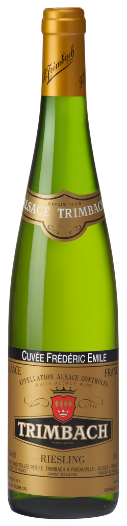 2011 Domaine Trimbach Riesling Cuvee  Frederic Emile