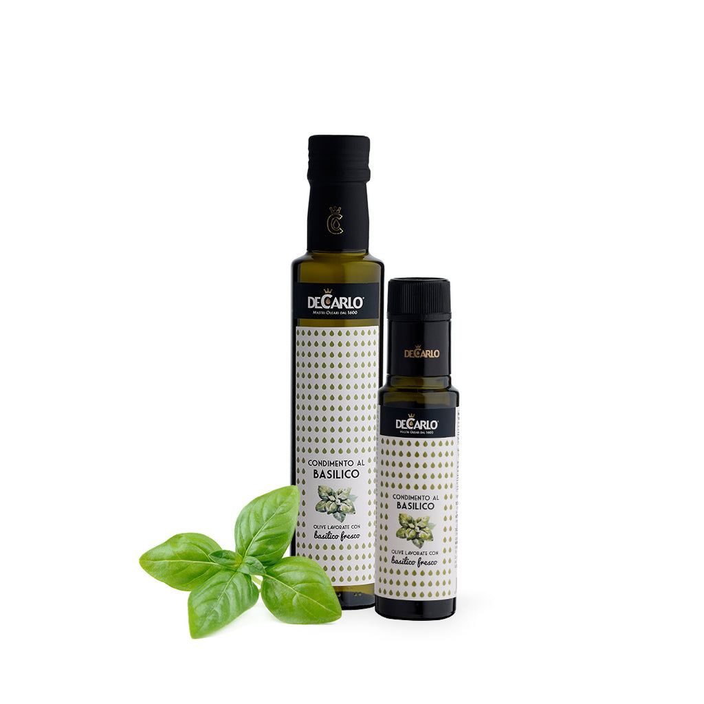 Decarlo Flavored Olive Oil (250ml)