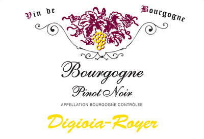 2018 Digioia-Royer Bourgogne Rouge [Pre-Arrival]
