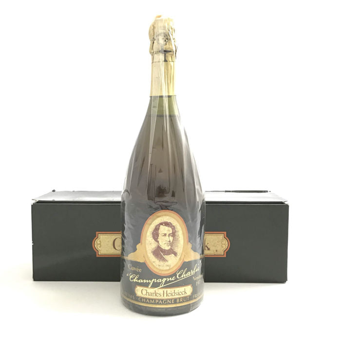 1979 Charles Heidsieck Champagne Cuvée Charlie (Pre-Arrival)