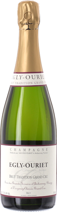 Egly-Ouriet Champagne Grand Cru Brut Tradition [2016] [Pre-arrival]
