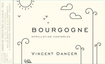 2019 Vincent Dancer Bourgogne Blanc [Pre-Arrival]