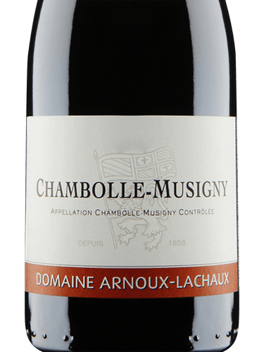 2017 Arnoux Lachaux Chambolle Musigny (PRE-ARRIVAL)