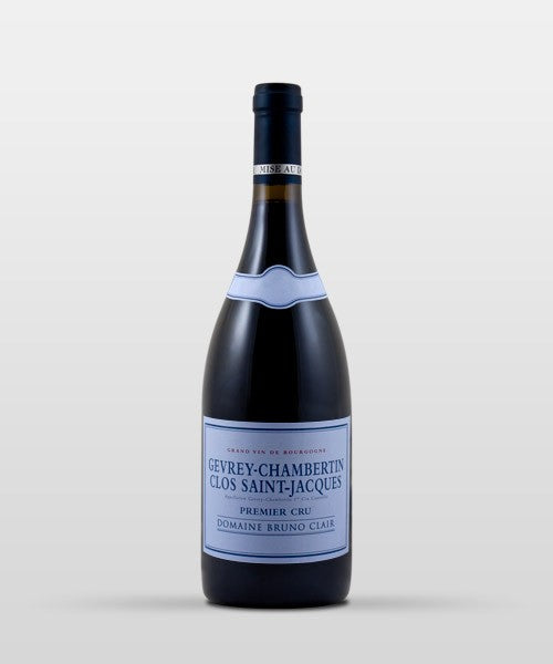 2017 Bruno Clair Gevrey Chambertin Clos St Jacques (PRE-ARRIVAL)