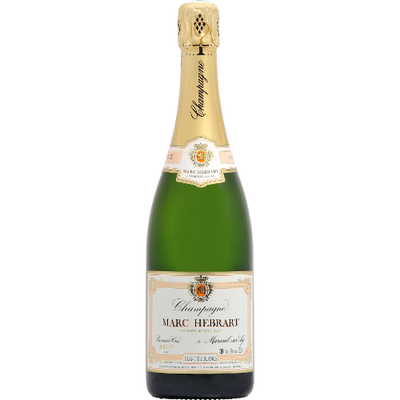 NV Marc Hebrart Champagne 1er Cru Blanc de Blancs Brut [Pre-Arival] Eta end of Jan 2021
