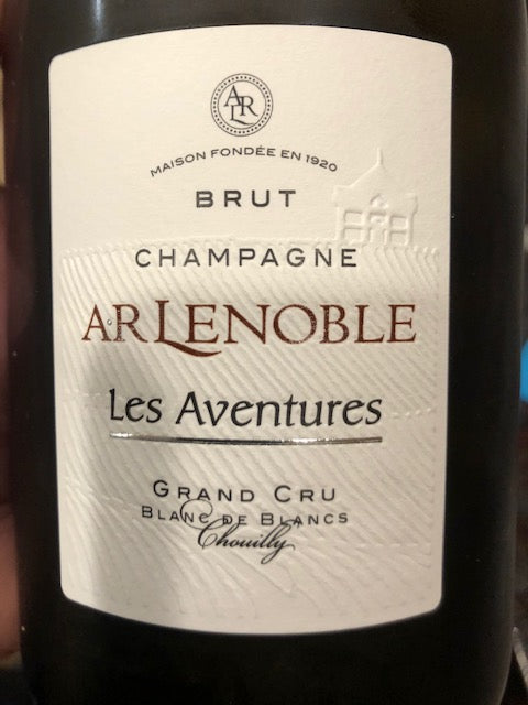 NV AR Lenoble Champagne Grand Cru Les Aventures (2002 and 2006 base)