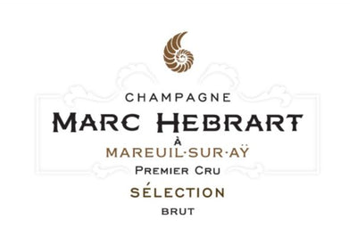 NV Marc Hebrart Champagne Selection Brut Premier Cru 375ml (Pre-Arrival) Eta Late fall 2020