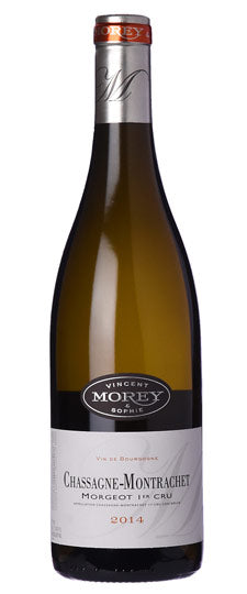 2014 Domaine Vincent and Sophie Morey Chassagne-Montrachet 1er Cru Morgeot