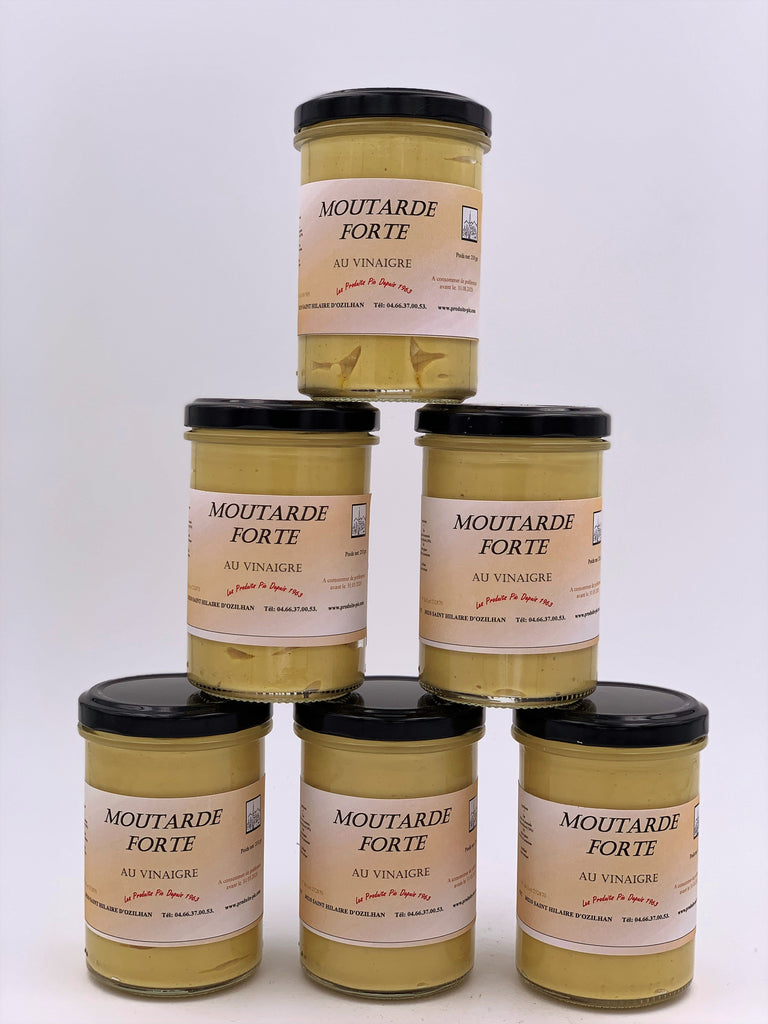 Moutarde Forte Mustard 7.50 oz