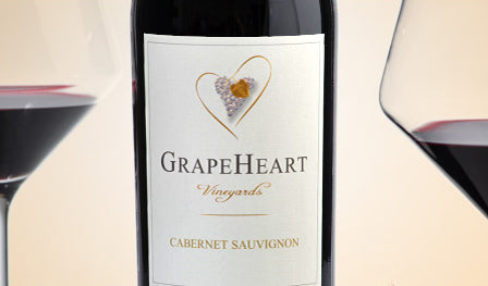 2015 Grapeheart Vineyards Cabernet Sauvignon