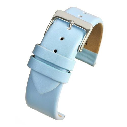 Light blue simple strap