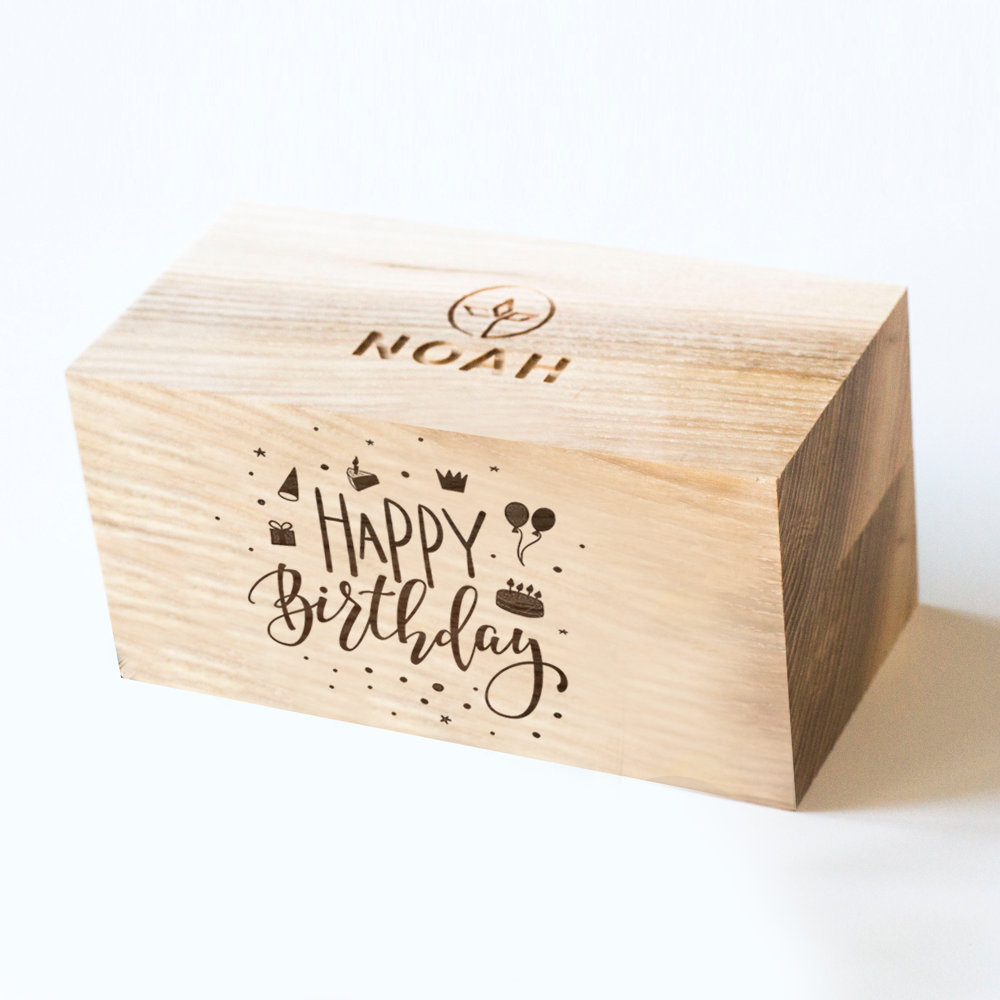 Family Box - Happy Birthday