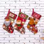Christmas gift Merry Christmas Plush Tree Hanging