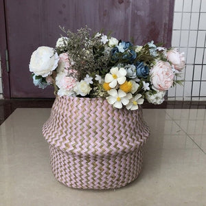Natural Seagrass Basket Eco Friendly
