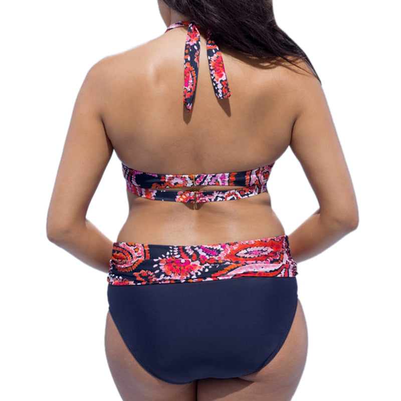 Beach Swimwear Women Plus Size