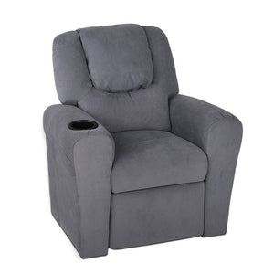 Artiss Kids PU Leather Reclining Armchair